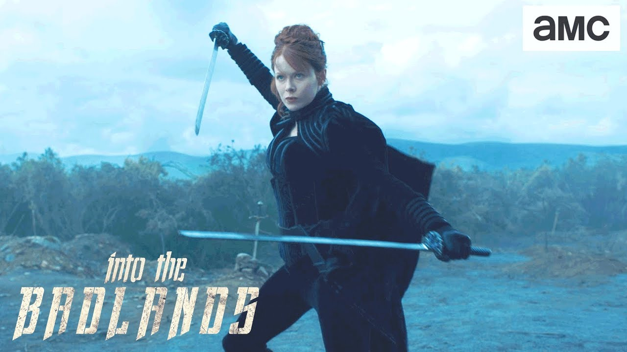 Into badlands 3