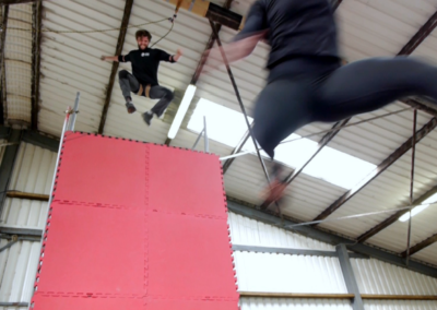 Adam Behan Goldtail Jump