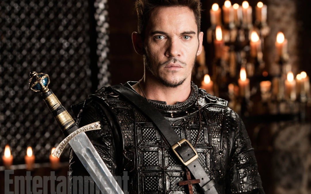 Jonathan Rhys Meyers joins cast of Vikings.