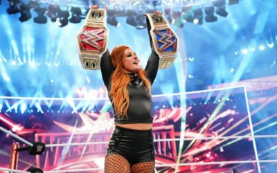 WrestleMania 35: Becky Lynch makes WWE history, wins first ever all-female main event